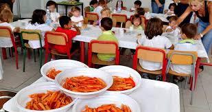 Servizio mensa scolastica. Avviso modalità ricarica buoni pasto